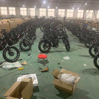 Отчет 6 Велосипеды